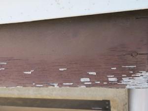 印西市F様 破風板補修・塗装