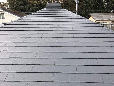 守谷市M様 屋根塗装