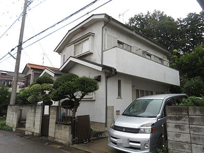野田市K様 ビフォー