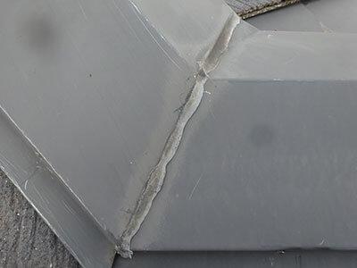 柏市S様 屋根補修・塗装