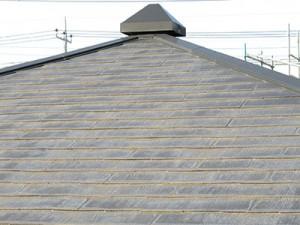 守谷市K様 屋根塗装