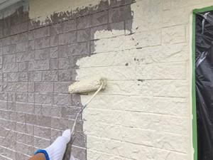 牛久市Y様 外壁塗装