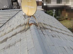 市川市F様 屋根塗装