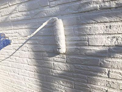 柏市K様邸 外壁塗装
