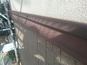 鹿島市S様邸 幕板塗装