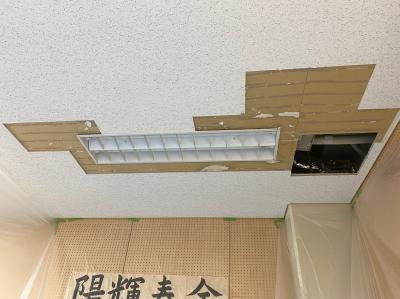 天井の雨染み8
