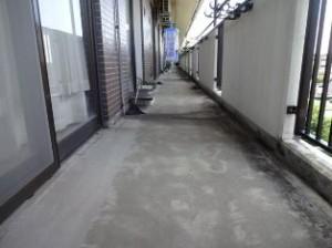 千葉県柏市 福祉施設 介護老人ホーム ベランダ防水