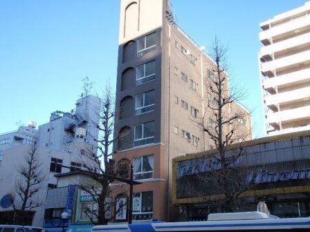 千葉市中央区 8階建てテナントビル 屋上防水