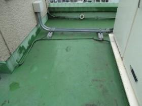千葉市中央区 テナントビル 屋上防水