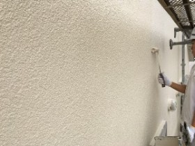 柏市宿連寺K様邸 外壁塗装