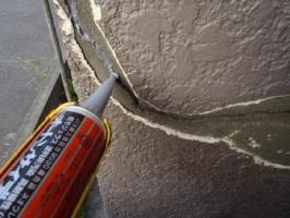 外壁の剥がれ補修5