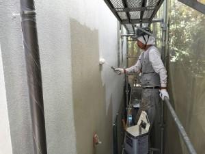 市川市F様邸 外壁塗装