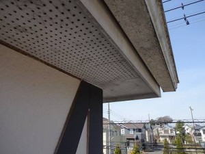 野田市S様邸 付帯塗装