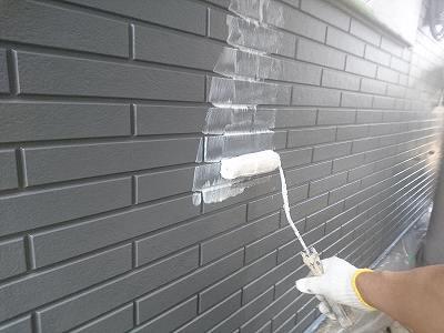 野田市I様邸 外壁塗装