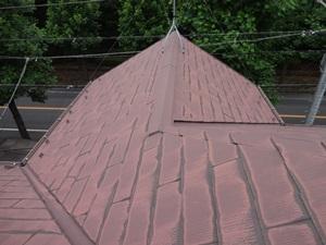 柏市S様邸 屋根塗装