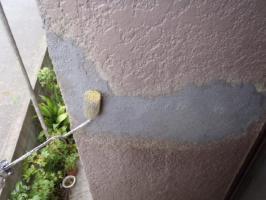 外壁の剥がれ補修7