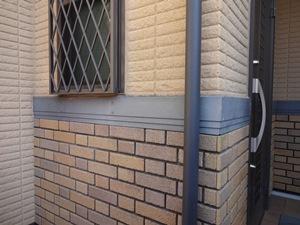八千代市Y様邸 付帯塗装