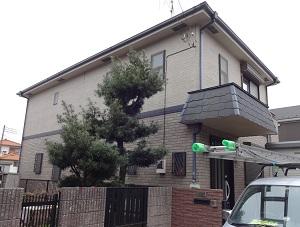 鎌ヶ谷市M様邸 ビフォー