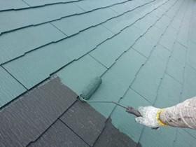 葛飾区B様邸 屋根塗装