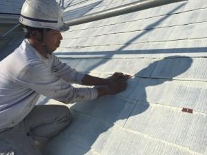 千葉県印西市滝野 O様邸 屋根塗装16