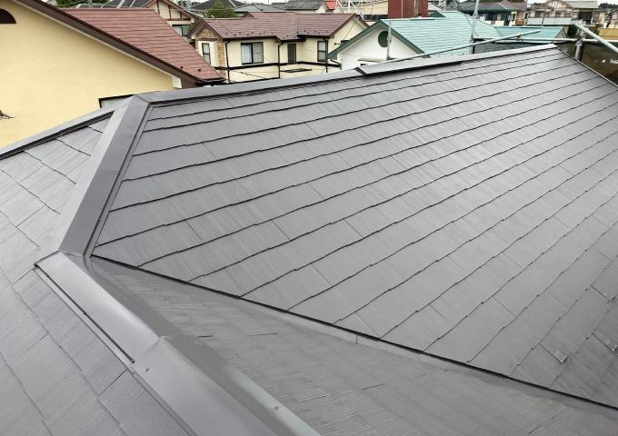 N様 屋根塗装工事アフター