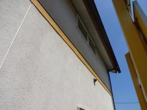 茨城県龍ケ崎市 M様邸 外壁施工前 全体