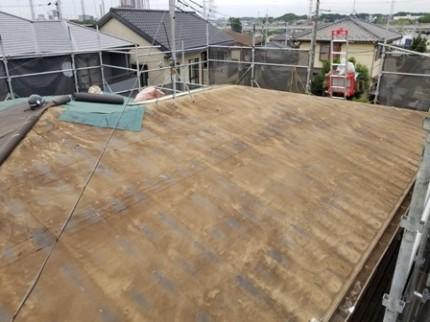 流山市M様 屋根の解体