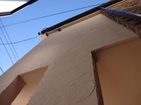 松戸市K様邸 付帯塗装