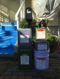 千葉県印西市滝野 O様邸 使用塗料4