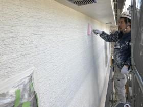 鎌ヶ谷市M様邸 外壁塗装