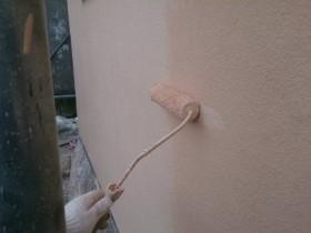 柏市N様邸 外壁塗装
