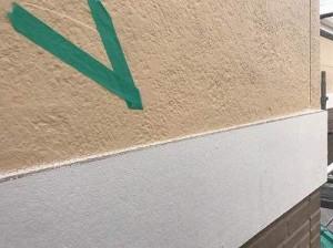 千葉市K様邸 コーキング工事 増し打ち