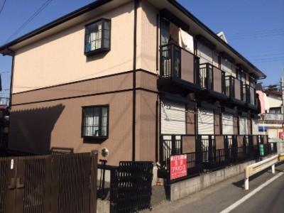 千葉県柏市 鉄骨アパート パーフェクトトップ外壁塗装