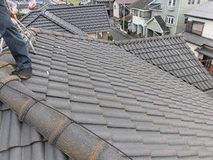 吉川市S様 屋根塗装