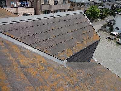 野田市K様邸 屋根塗装