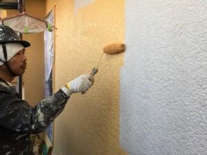 流山市I様邸 外壁塗装