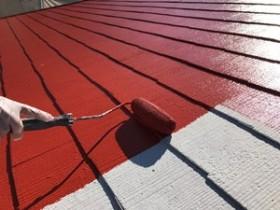 船橋市S様邸 屋根塗装