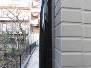 流山市K様邸 付帯塗装