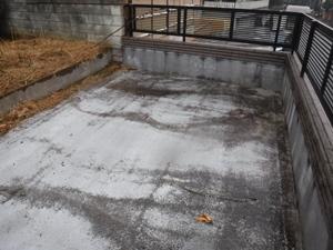 守谷市T様邸 防水塗装