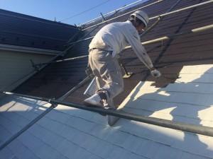 千葉県印西市滝野 O様邸 屋根塗装19