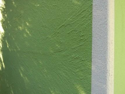 浦安市_ジョリパットをアートフレッシュで塗り替え