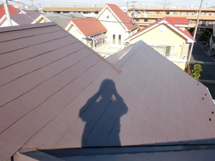 屋根・外壁塗装 千葉県浦安市M様4年点検屋根・外壁塗装 千葉県浦安市M様4年点検