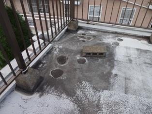 千葉県佐倉市 屋上ウレタン防水