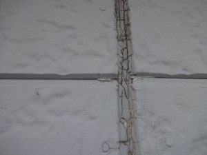 市川市中国分 外壁ビフォー