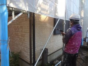 四街道市N様邸 外壁塗装