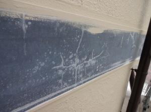 松戸市八ヶ崎I様邸 幕板・窓装飾枠のガルバ鋼板カバー工法
