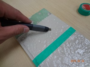 凍害 サイディング実験