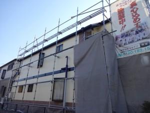 江戸川区宇喜田町_ダイヤモンドコート_遮熱塗料