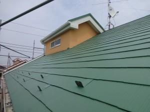 浦安市I様邸 屋根塗装