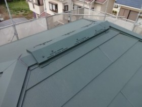 つくば市Y様邸 屋根塗装